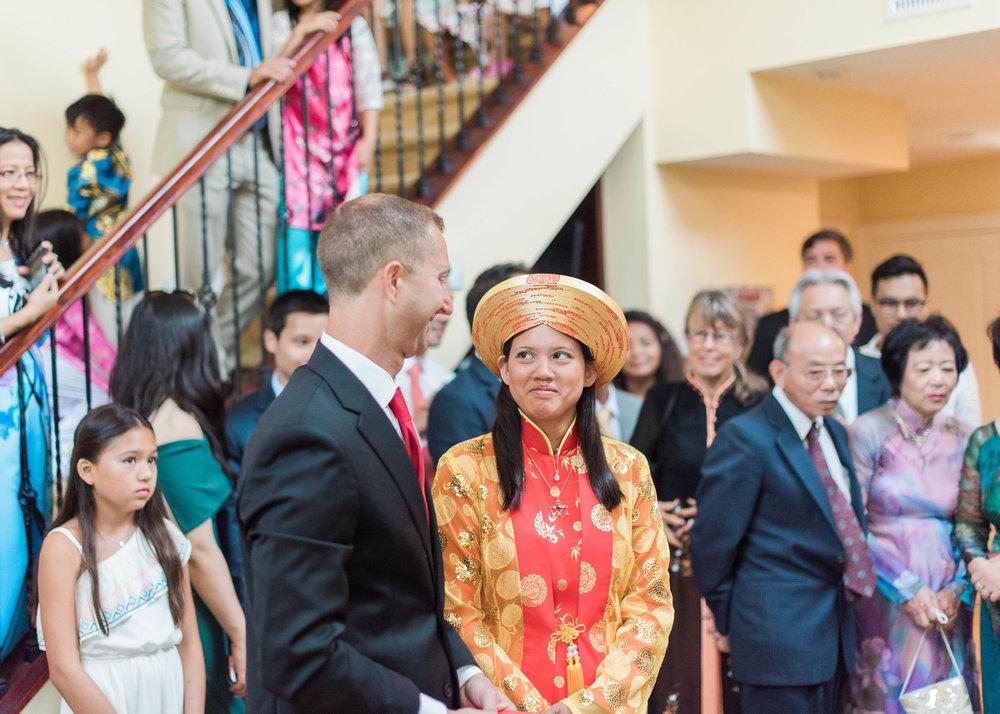 NYC Vietnamese Wedding