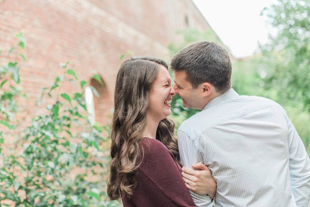 Troy NY Engagement