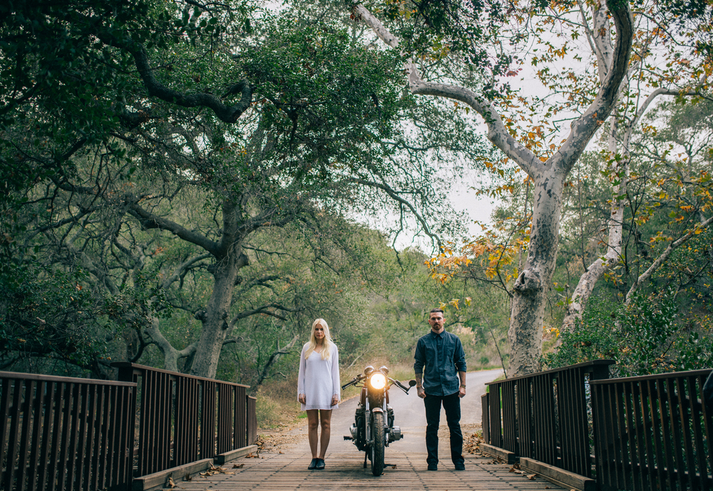 ©Isaiah & Taylor Photography - Destination Wedding Photographers - Downtown Forest Motorcycle Engagement -027.jpg