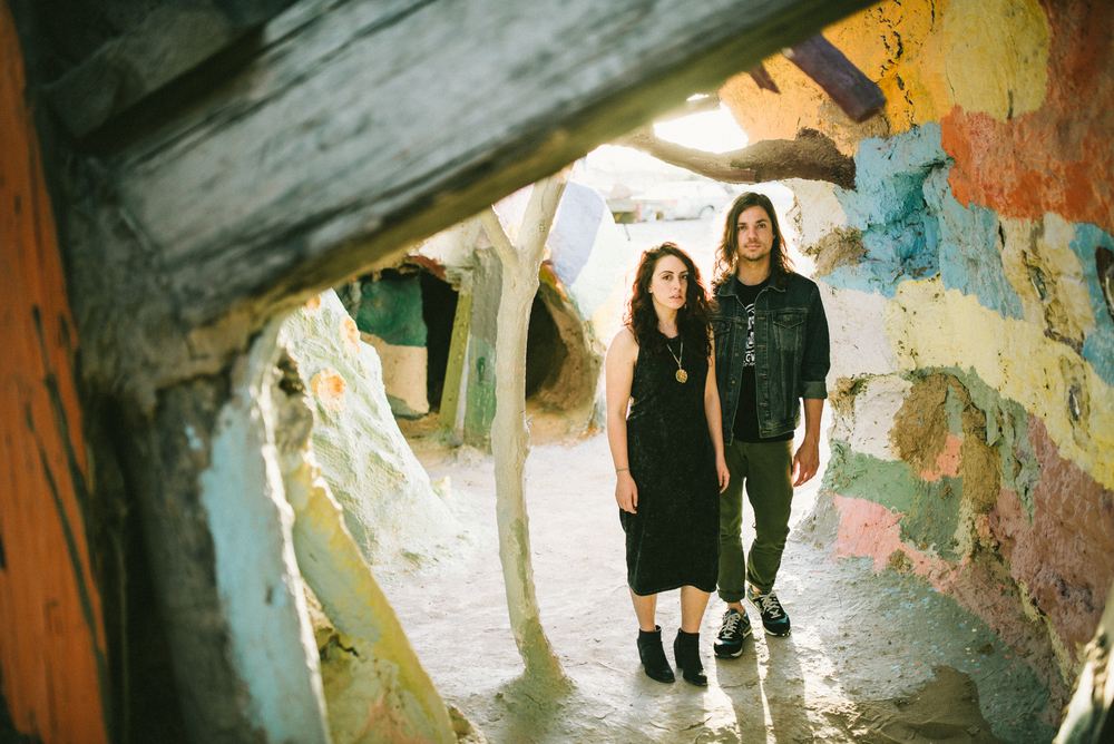 Isaiah & Taylor Photography - Los Angeles - Destination Wedding Photographers - Salvation Mountain, Indo California Desert Engagement-5.jpg