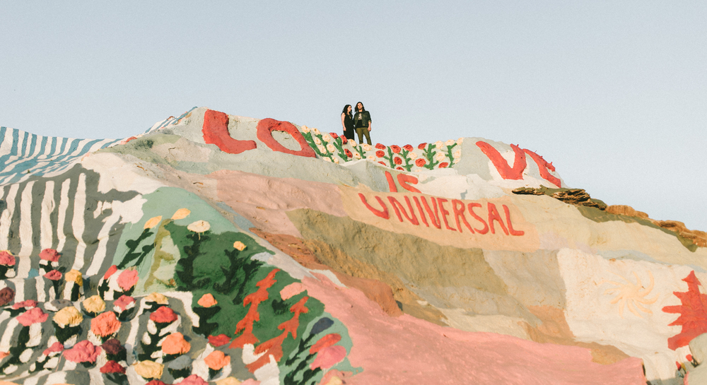 Isaiah & Taylor Photography - Los Angeles - Destination Wedding Photographers - Salvation Mountain, Indo California Desert Engagement-11.jpg