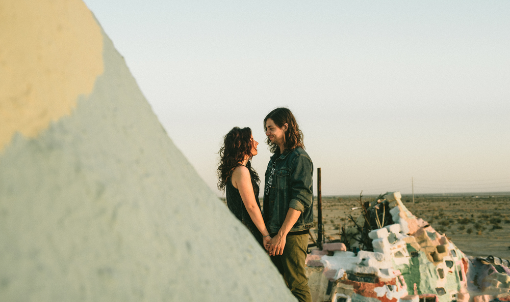 Isaiah & Taylor Photography - Los Angeles - Destination Wedding Photographers - Salvation Mountain, Indo California Desert Engagement-14.jpg