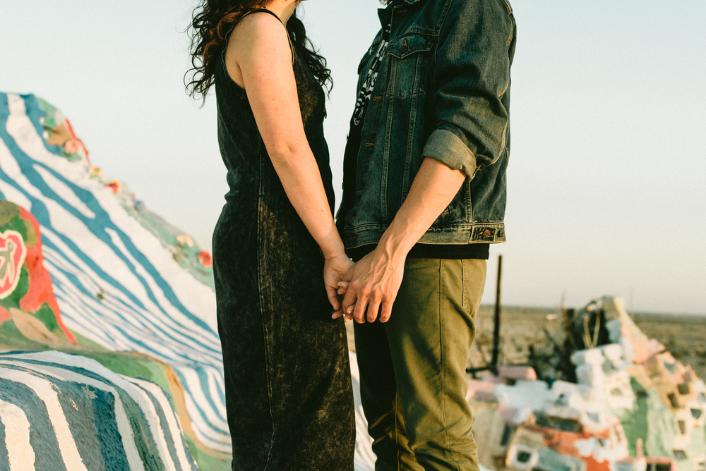 Isaiah & Taylor Photography - Los Angeles - Destination Wedding Photographers - Salvation Mountain, Indo California Desert Engagement-16.jpg