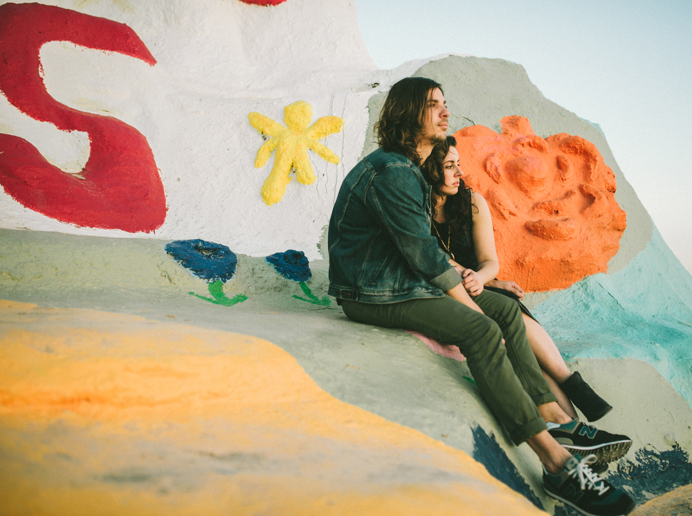 Isaiah & Taylor Photography - Los Angeles - Destination Wedding Photographers - Salvation Mountain, Indo California Desert Engagement-17.jpg