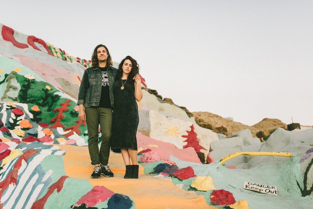 Isaiah & Taylor Photography - Los Angeles - Destination Wedding Photographers - Salvation Mountain, Indo California Desert Engagement-29.jpg