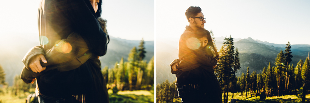 ©Isaiah & Taylor Photography - Los Angeles Destination Wedding Photographer - Yosemite National Park Hiking Adventure Engagement - Glacier Point Sunrise-022.jpg