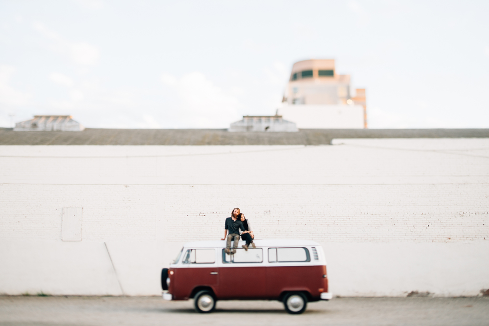 ©Isaiah & Taylor Photography - Los Angeles Photographer - Volkswagen VW Bus Engagement-14.jpg