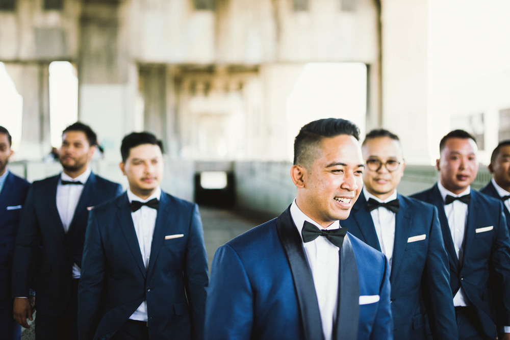 ©Isaiah & Taylor Photography - Los Angeles Wedding Photographer - Lot 613 Warehouse Space-20.jpg