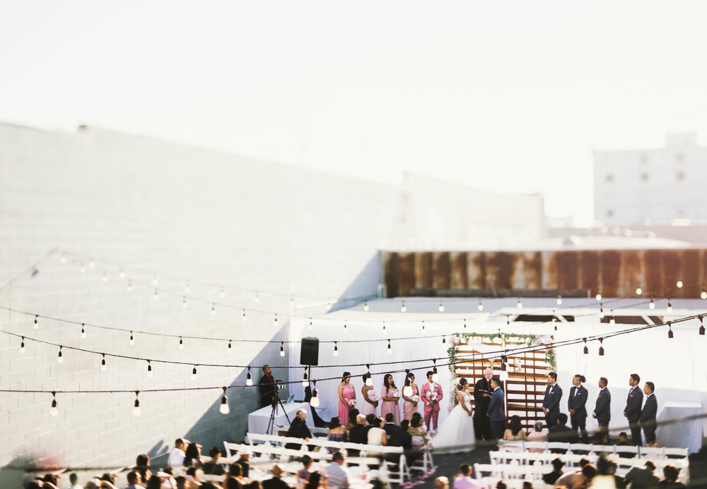 ©Isaiah & Taylor Photography - Los Angeles Wedding Photographer - Lot 613 Warehouse Space-32.jpg