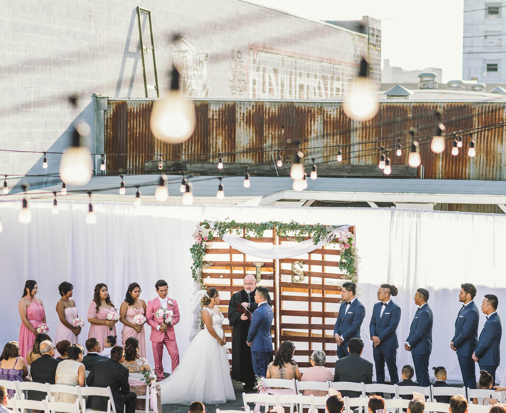 ©Isaiah & Taylor Photography - Los Angeles Wedding Photographer - Lot 613 Warehouse Space-29.jpg