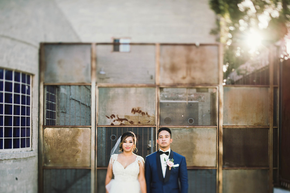 ©Isaiah & Taylor Photography - Los Angeles Wedding Photographer - Lot 613 Warehouse Space-39.jpg
