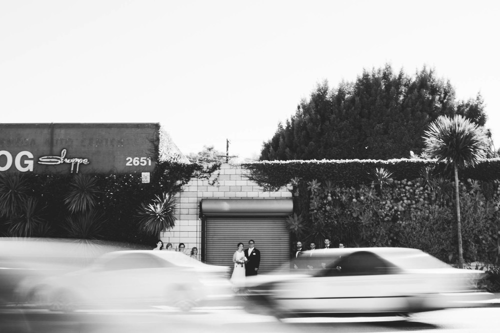 ©Isaiah & Taylor Photography - Los Angeles Wedding Photographer - Urban Downtown Warehouse Wedding- Smog Shoppe, Culver City-36.jpg