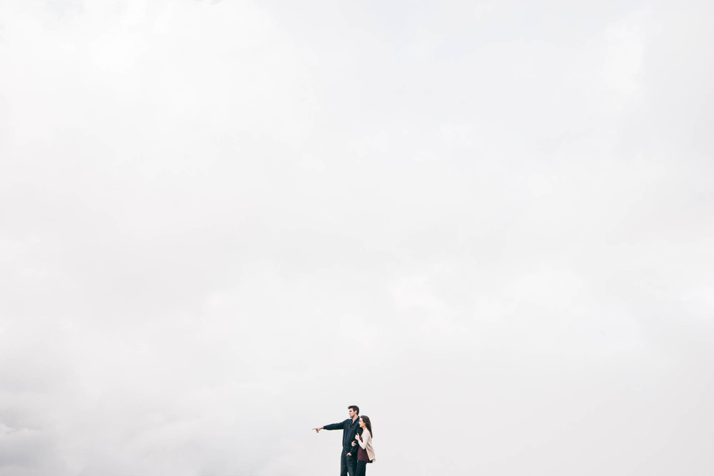 ©Isaiah & Taylor Photography - Stormy Cliffside Engagement, Yosemite California-39.jpg