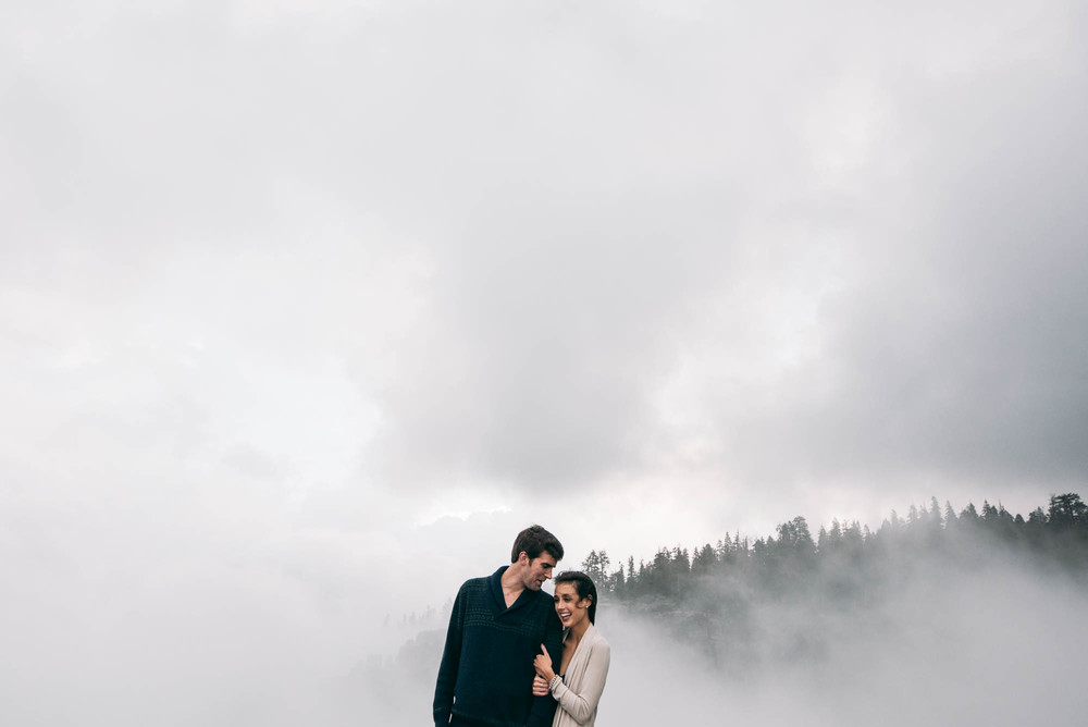 ©Isaiah & Taylor Photography - Stormy Cliffside Engagement, Yosemite California-38.jpg
