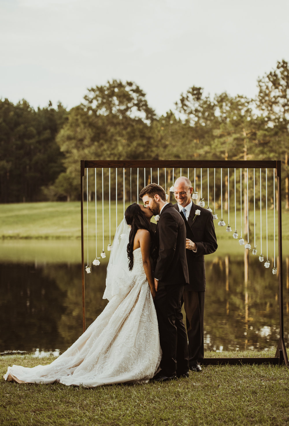 ©Isaiah & Taylor Photography - Lakeside Barn Wedding, Private Estate, Poplarville Mississippi-78.jpg