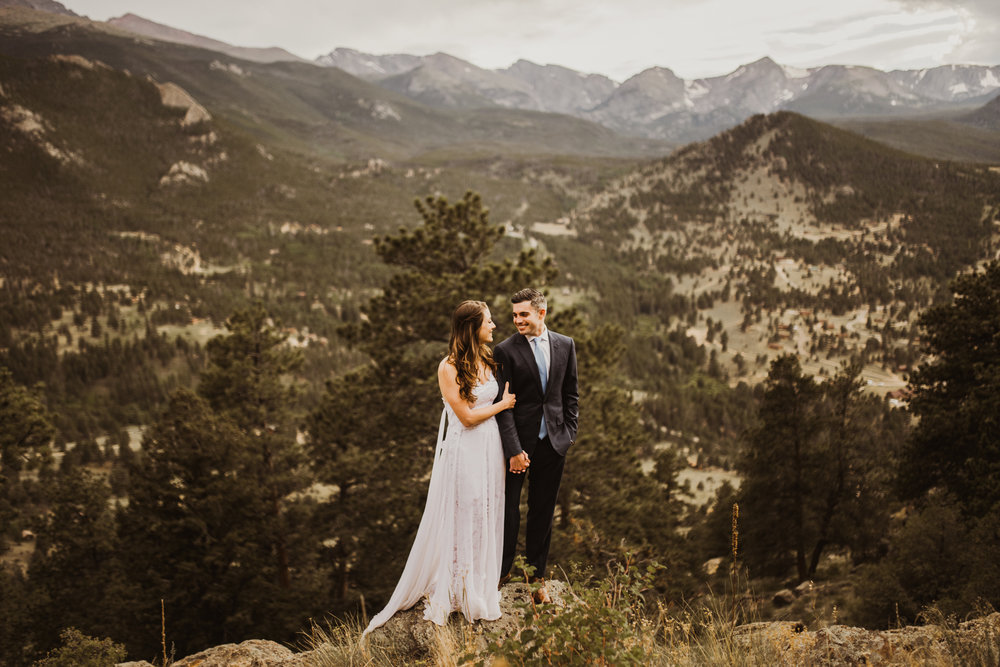©Isaiah + Taylor Photography - Estes National Park Adventure Elopement, Colorado Rockies-104.jpg