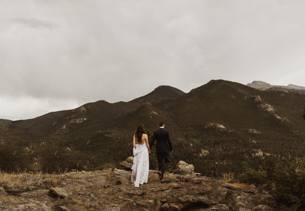 ©Isaiah + Taylor Photography - Estes National Park Adventure Elopement, Colorado Rockies-125.jpg