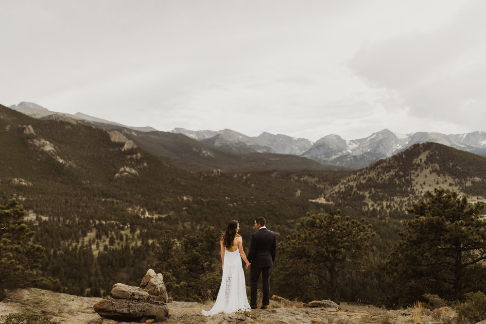 ©Isaiah + Taylor Photography - Estes National Park Adventure Elopement, Colorado Rockies-126.jpg