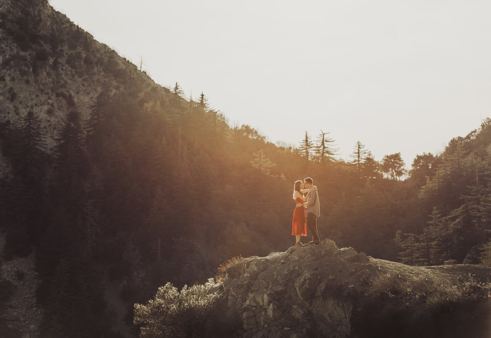©Isaiah + Taylor Photography - Los Angeles National Forest Engagement-0043.jpg