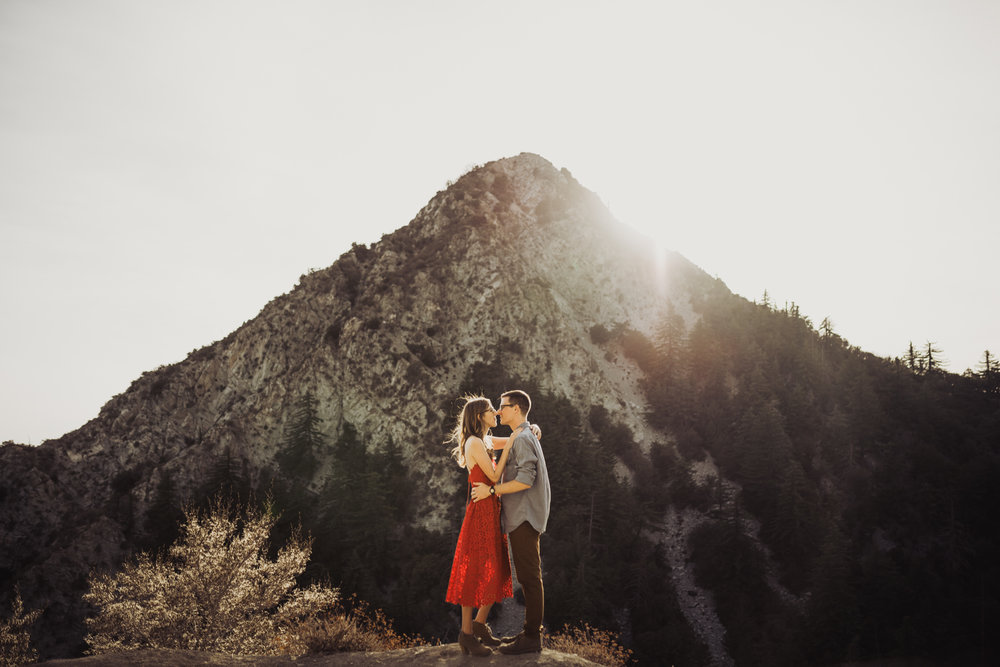 ©Isaiah + Taylor Photography - Los Angeles National Forest Engagement-0055.jpg