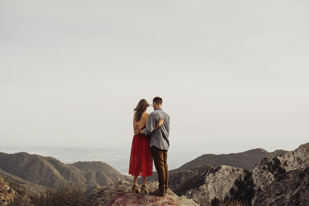 ©Isaiah + Taylor Photography - Los Angeles National Forest Engagement-0064.jpg