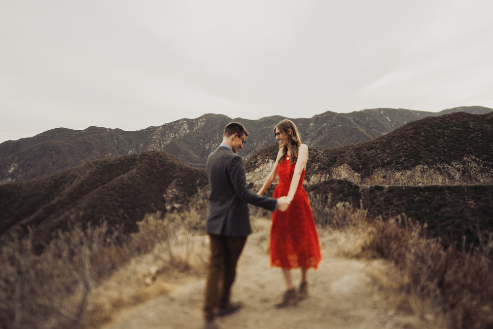 ©Isaiah + Taylor Photography - Los Angeles National Forest Engagement-0075.jpg