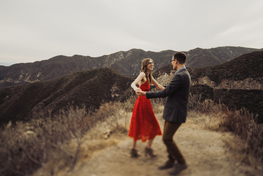 ©Isaiah + Taylor Photography - Los Angeles National Forest Engagement-0076.jpg