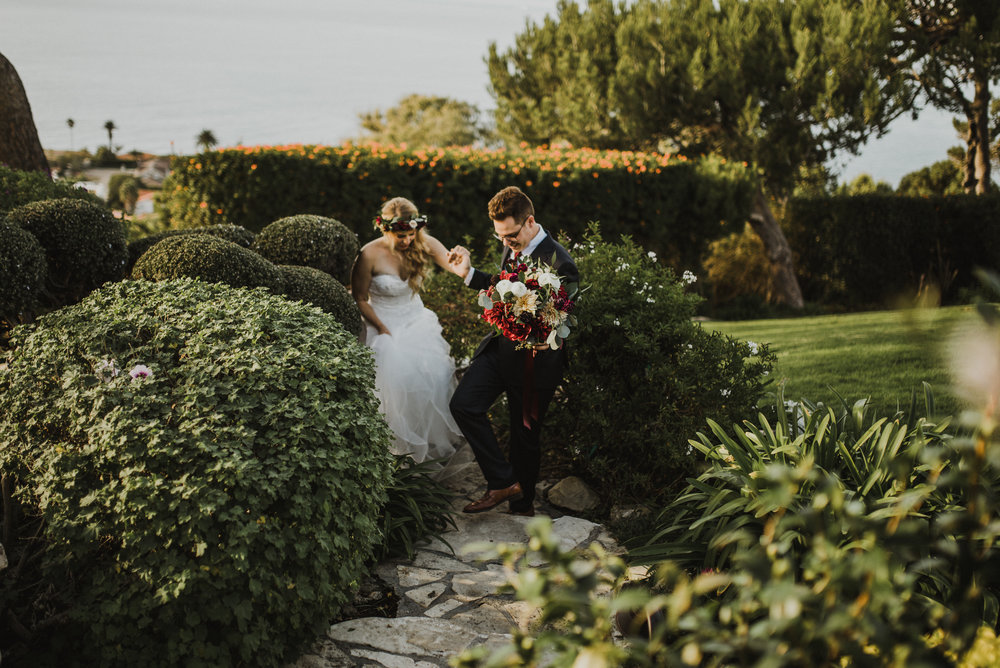 ©Isaiah + Taylor Photography - La Venta Inn Wedding, Palos Verdes Estates-37.jpg