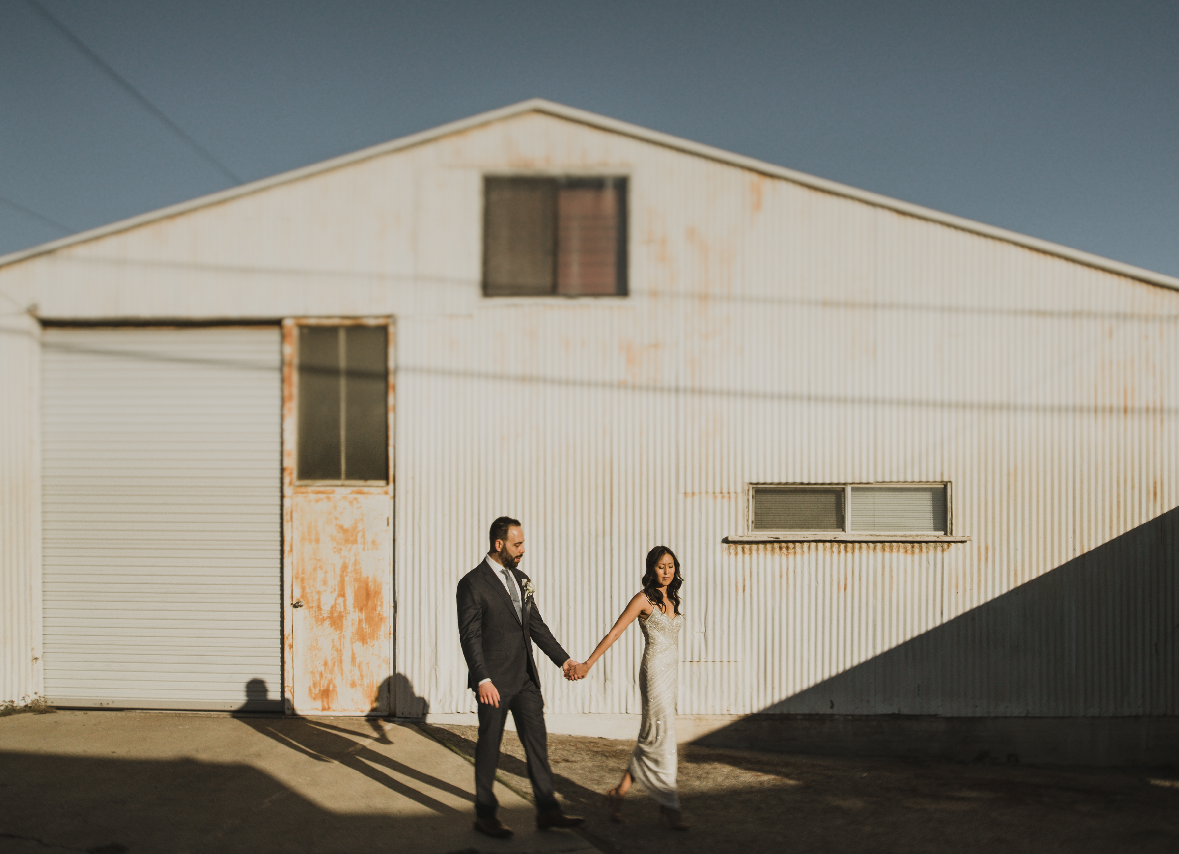 Big Door Studios Wedding El Segundo & Isaiah + Taylor Photography - Big Door Studios Wedding El Segundo