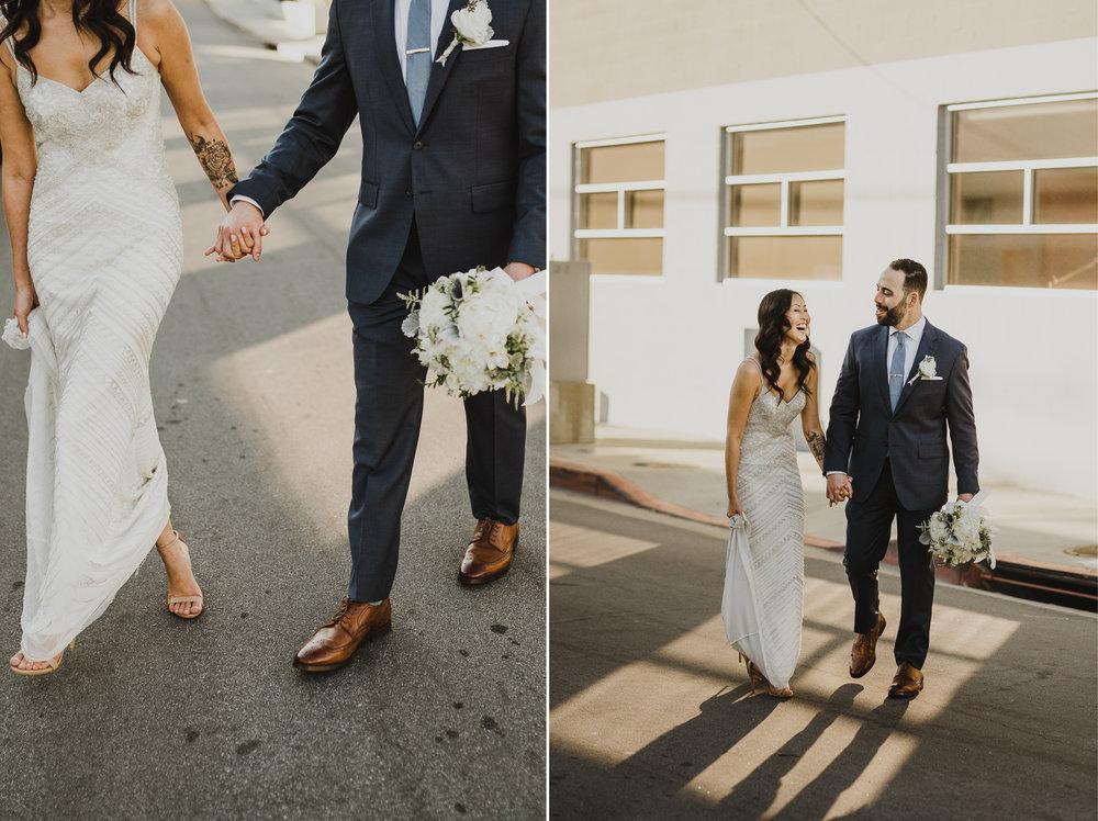©Isaiah + Taylor Photography - Big Door Studios Wedding, El Segundo, Los Angeles Wedding Photographer-54.jpg