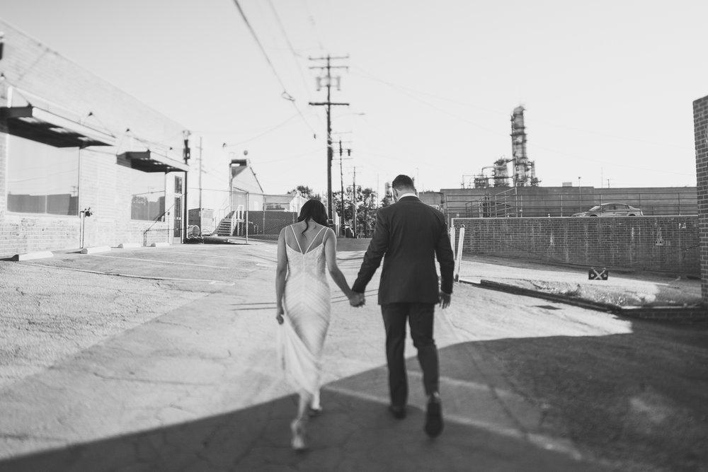 ©Isaiah + Taylor Photography - Big Door Studios Wedding, El Segundo, Los Angeles Wedding Photographer-56.jpg