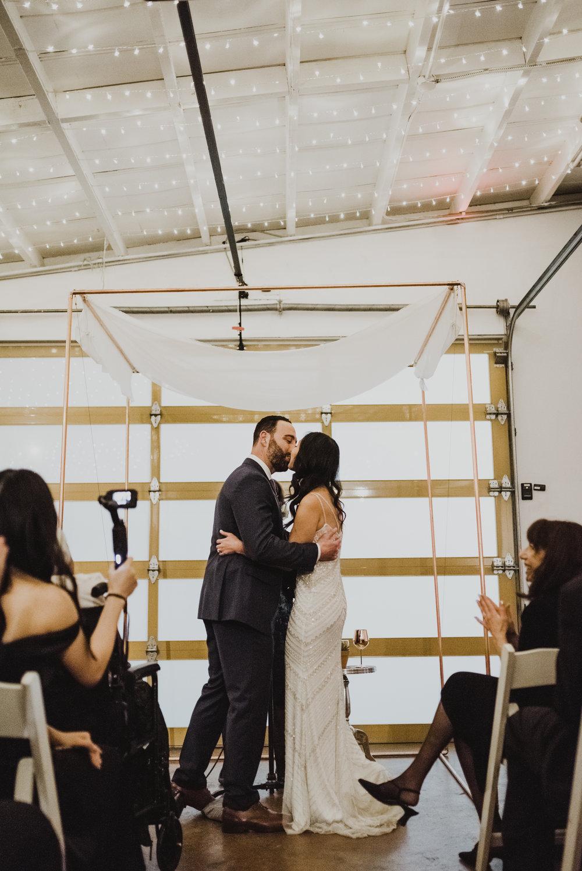 ©Isaiah + Taylor Photography - Big Door Studios Wedding, El Segundo, Los Angeles Wedding Photographer-77.jpg