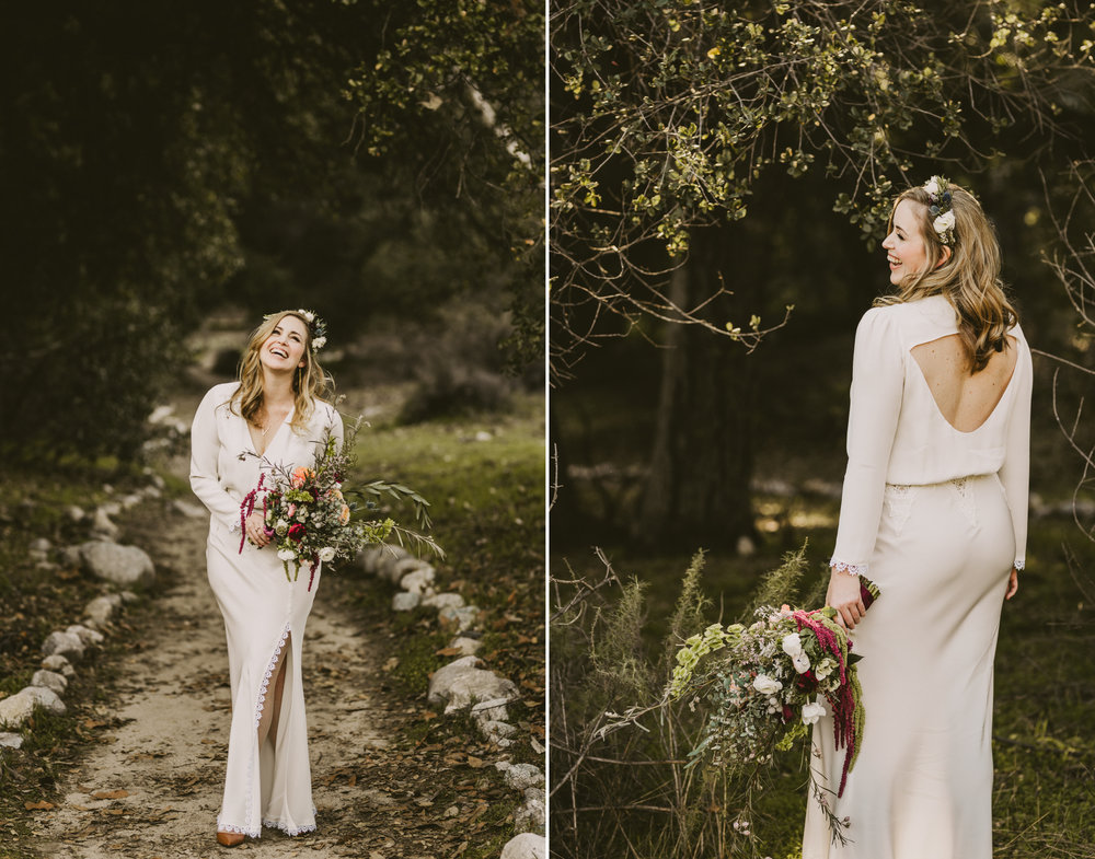 ©Isaiah + Taylor Photography - Intimate Elopement, Eaton Canyon, Los Angeles Wedding Photographer-4.jpg