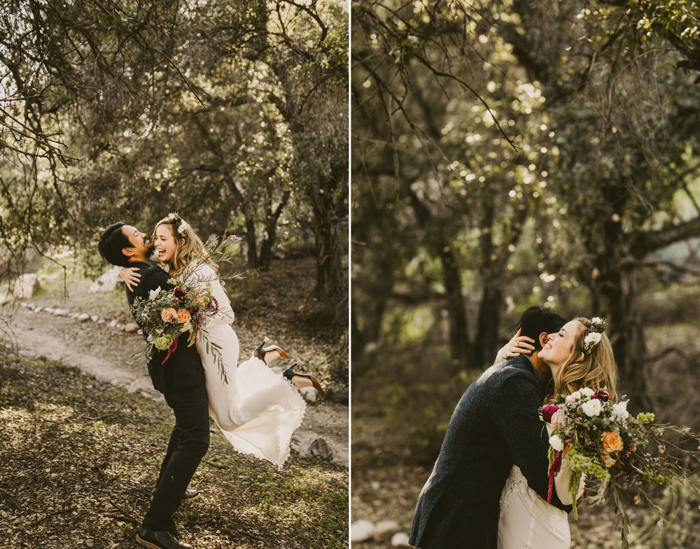 ©Isaiah + Taylor Photography - Intimate Elopement, Eaton Canyon, Los Angeles Wedding Photographer-15.jpg