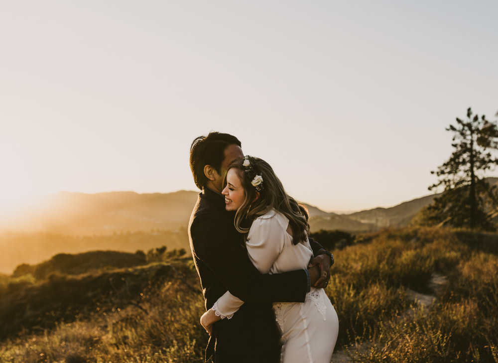 ©Isaiah + Taylor Photography - Intimate Elopement, Eaton Canyon, Los Angeles Wedding Photographer-82.jpg