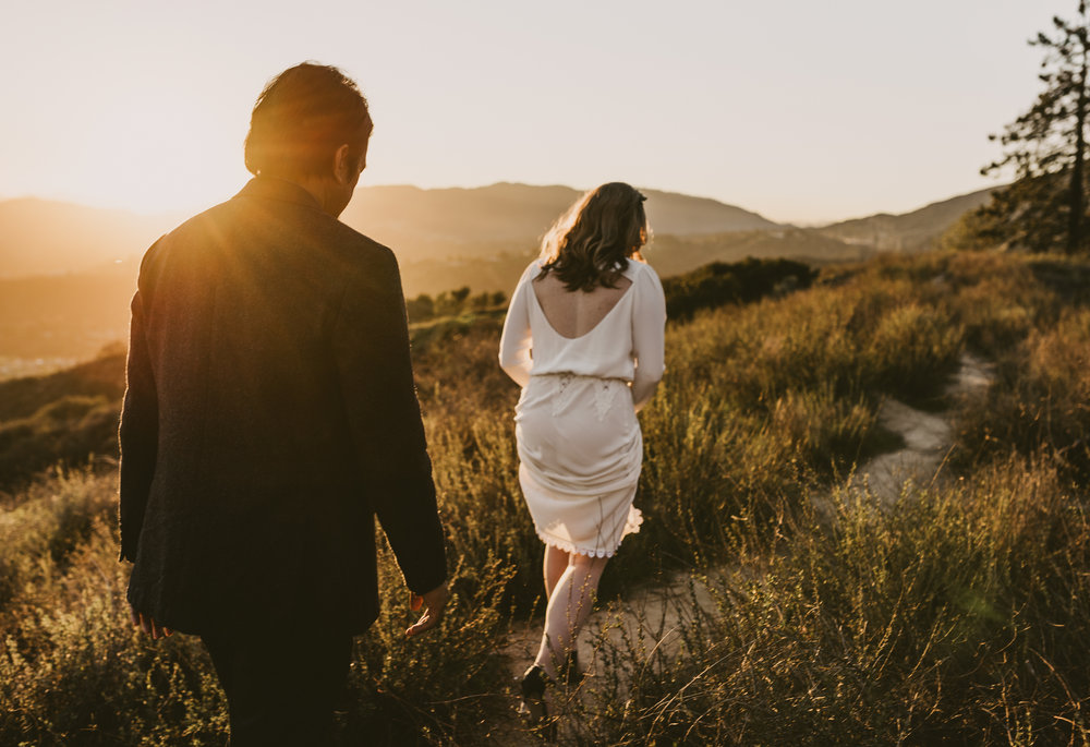 ©Isaiah + Taylor Photography - Intimate Elopement, Eaton Canyon, Los Angeles Wedding Photographer-83.jpg
