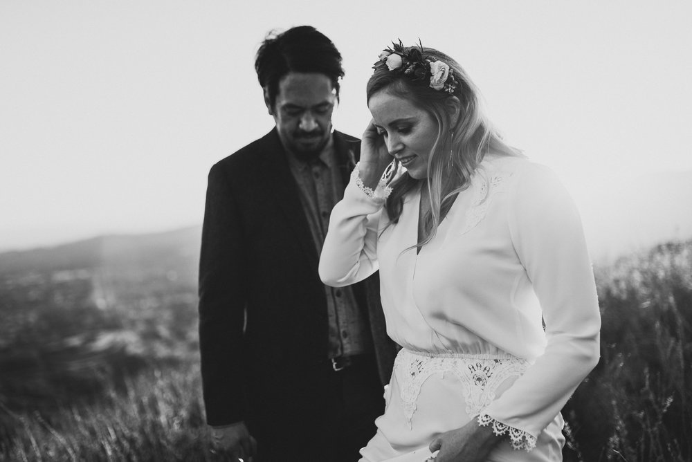©Isaiah + Taylor Photography - Intimate Elopement, Eaton Canyon, Los Angeles Wedding Photographer-88.jpg