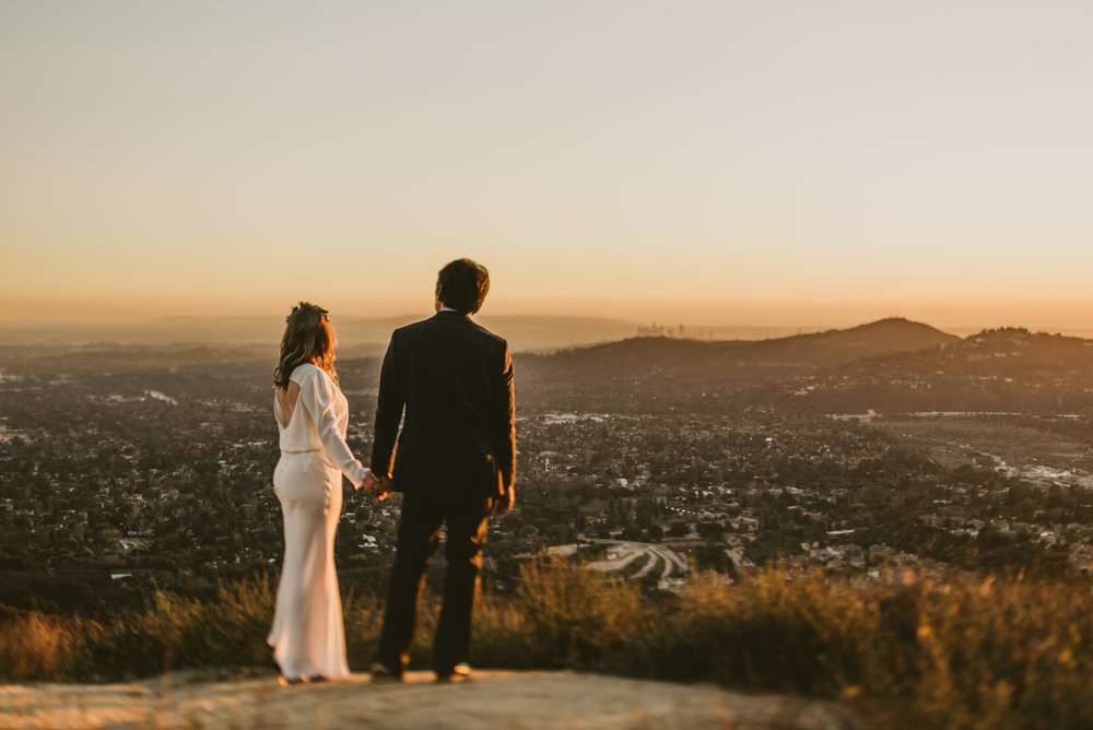 ©Isaiah + Taylor Photography - Intimate Elopement, Eaton Canyon, Los Angeles Wedding Photographer-92.jpg