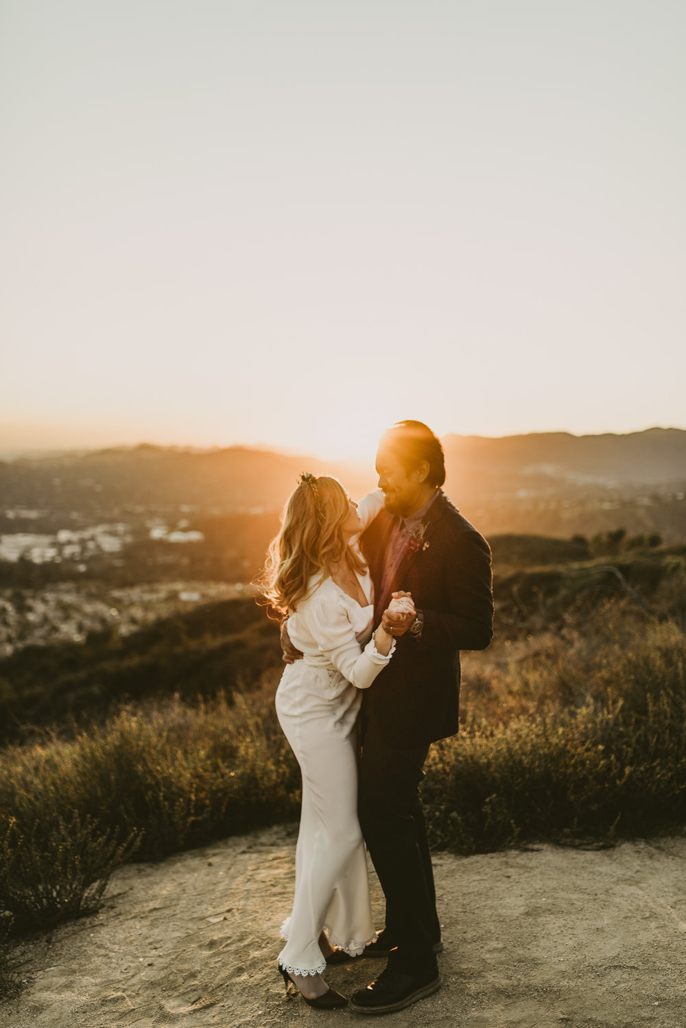 ©Isaiah + Taylor Photography - Intimate Elopement, Eaton Canyon, Los Angeles Wedding Photographer-99.jpg