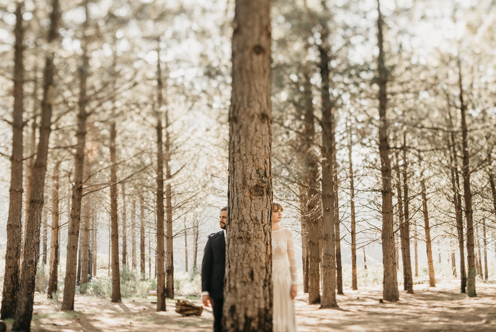 ©Isaiah + Taylor Photography - Los Angeles Wedding Photographers - Los Angeles Forest Wedding -19.jpg