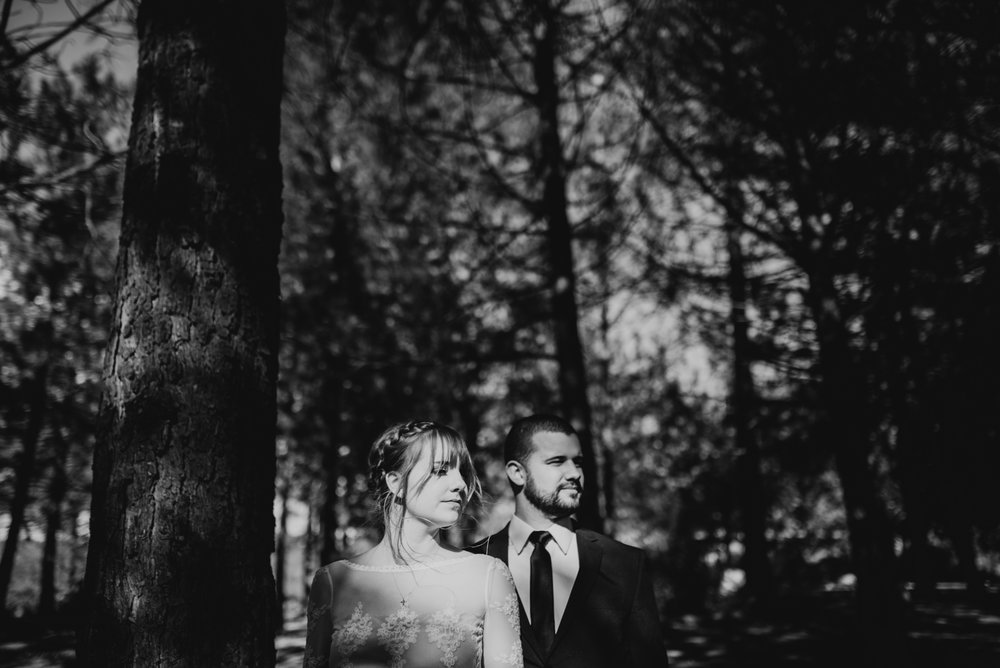 ©Isaiah + Taylor Photography - Los Angeles Wedding Photographers - Los Angeles Forest Wedding -21.jpg