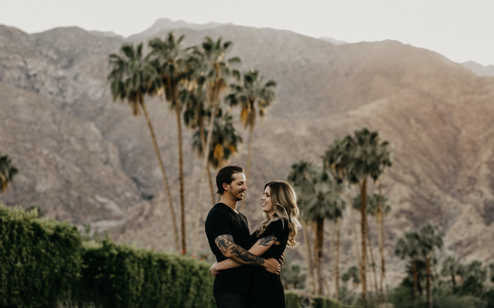 © Isaiah + Taylor Photography - Palm Springs Wedding Photographer - Laid Back Engagement-003.jpg