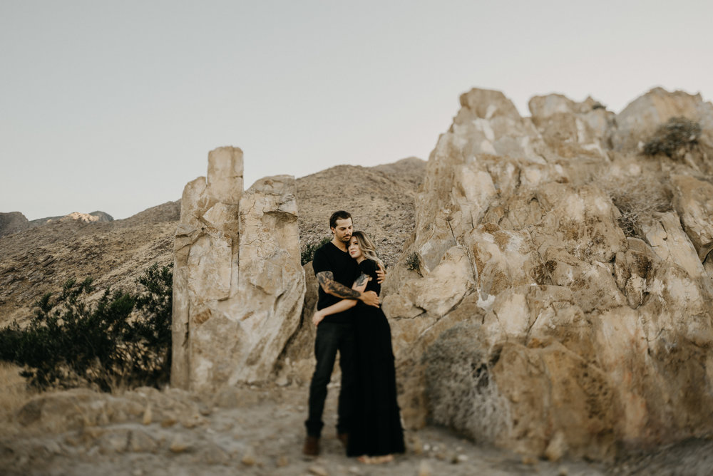 © Isaiah + Taylor Photography - Palm Springs Wedding Photographer - Laid Back Engagement-009.jpg