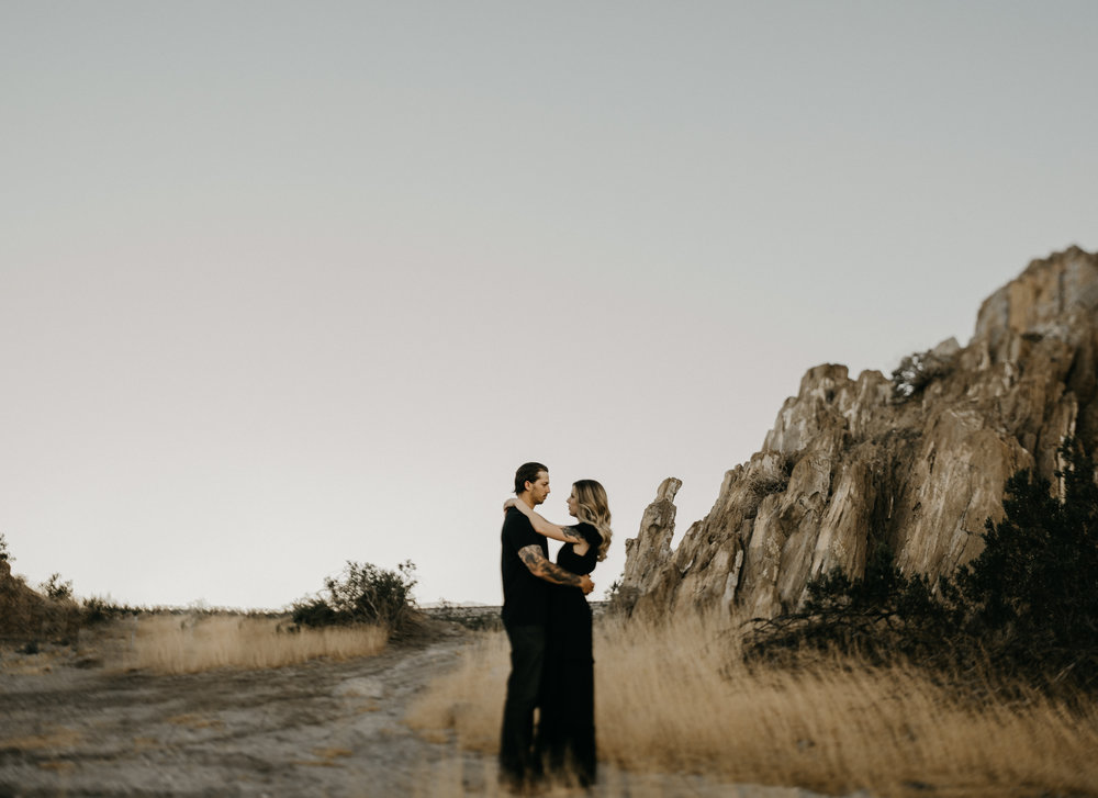 © Isaiah + Taylor Photography - Palm Springs Wedding Photographer - Laid Back Engagement-013.jpg
