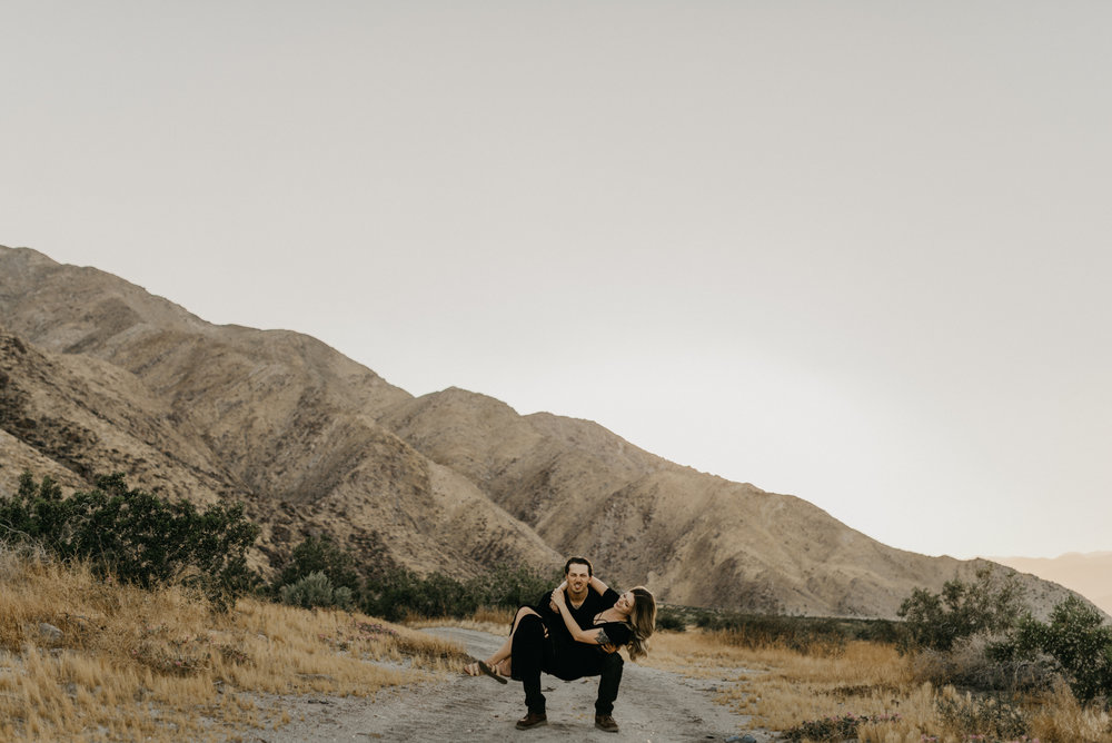 © Isaiah + Taylor Photography - Palm Springs Wedding Photographer - Laid Back Engagement-024.jpg