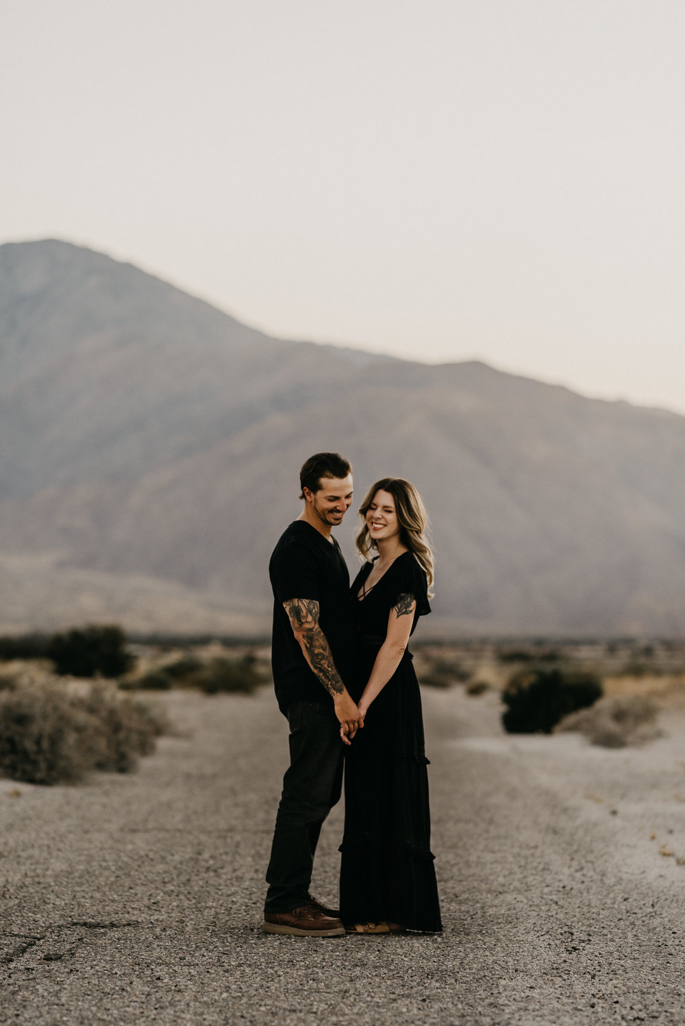 © Isaiah + Taylor Photography - Palm Springs Wedding Photographer - Laid Back Engagement-054.jpg