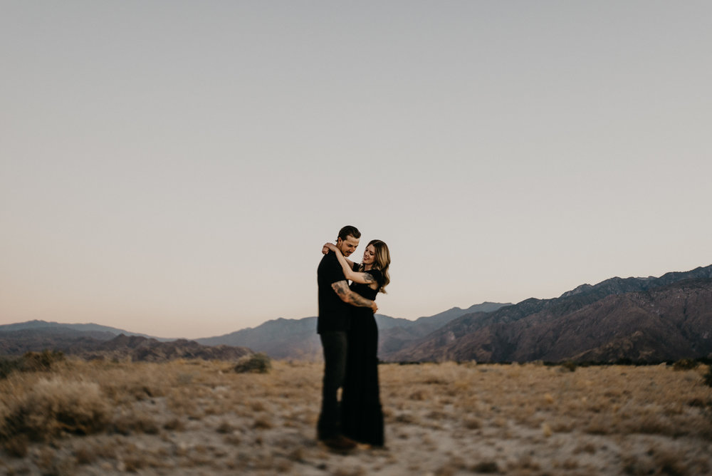 © Isaiah + Taylor Photography - Palm Springs Wedding Photographer - Laid Back Engagement-067.jpg