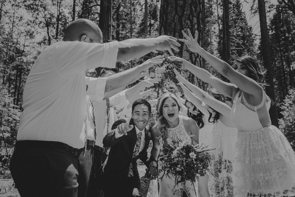 © Isaiah + Taylor Photography - Evergreen Lodge Destination Yoesmite Wedding - Los Angeles Wedding Photographer-099.jpg