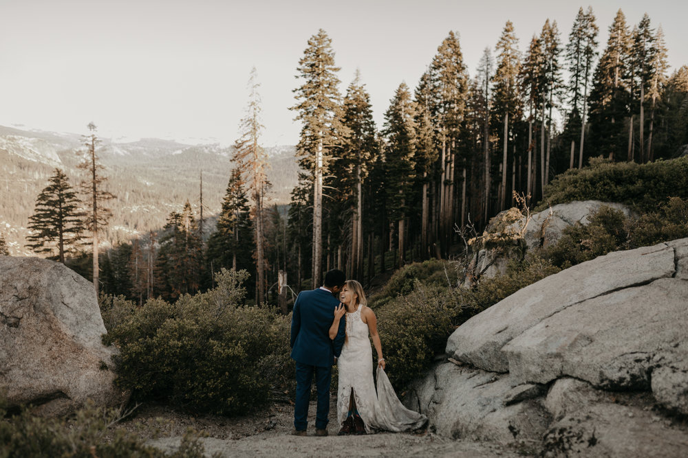 © Isaiah + Taylor Photography - Yosemite Nationanl Park Elopement Photographer - Evergreen Lodge Wedding-023.jpg