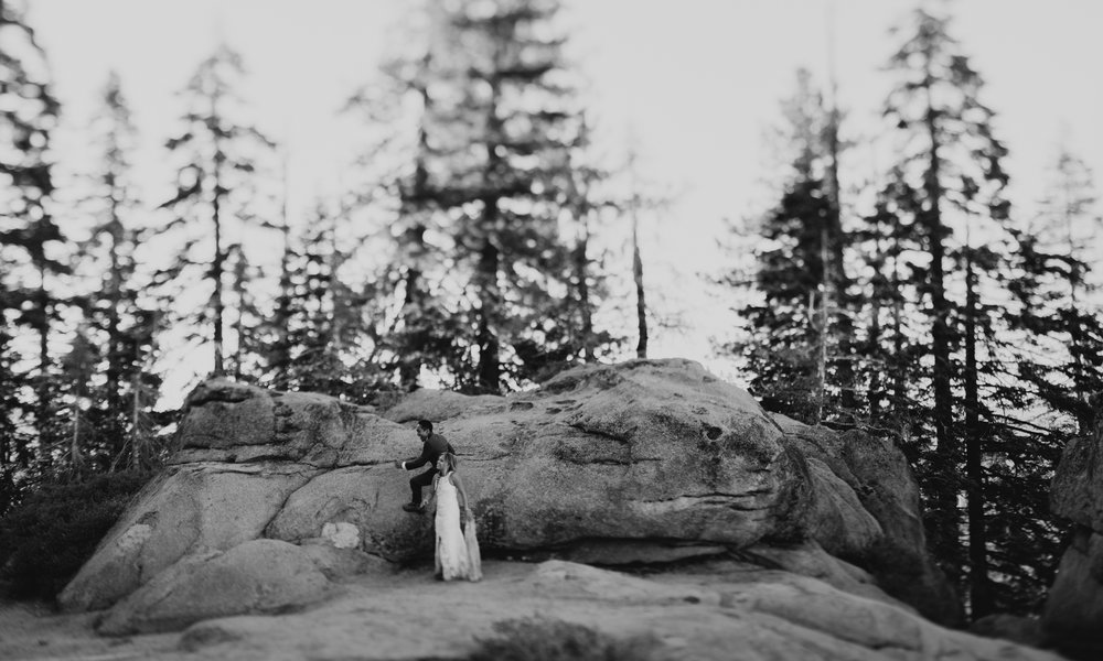© Isaiah + Taylor Photography - Yosemite Nationanl Park Elopement Photographer - Evergreen Lodge Wedding-030.jpg